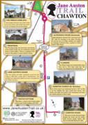 Jane Austen Trail Leaflet Chawton