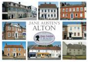 Jane Austen's Alton postcard