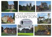 Jane Austen's Chawton postcard