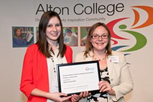 2013 ACCI Scholar: Rebecca Walsh-Smith