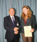 2005-06 ACCI Scholar: Michelle Barlow