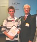 2007-08 ACCI scholar: James Derwent