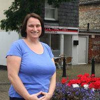 Julie McLatch Business Development in Alton